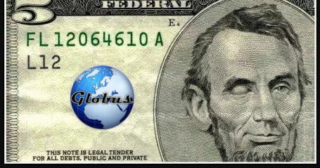 бонус 5 долларов от глобус интер